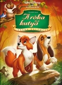 A róka és a kutya DVD
