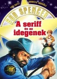 A seriff és az idegenek DVD