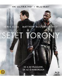 A setét torony Blu-ray + 4K Blu-ray