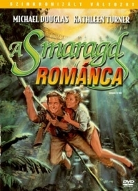 A smaragd románca DVD