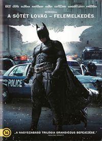 A sötét lovag - Felemelkedés DVD
