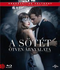 A sötét ötven árnyalata (bővített- és moziváltozat) Blu-ray