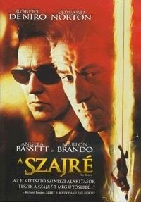 A szajré DVD