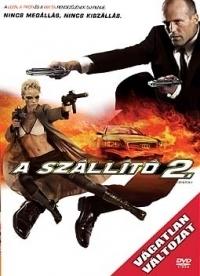 A szállító 2. DVD