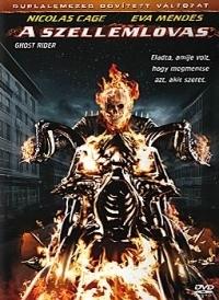 A szellemlovas DVD