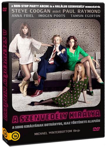 A szenvedély királya DVD