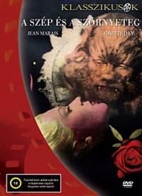 A szép és a szörnyeteg DVD