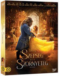 A szépség és a Szörnyeteg (Élőszereplős - Disney) DVD