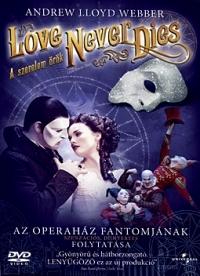 A szerelem örök DVD