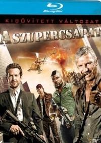 A szupercsapat Blu-ray
