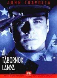 A tábornok lánya DVD
