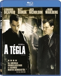 A tégla Blu-ray