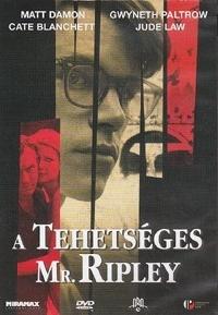 A tehetséges Mr. Ripley DVD
