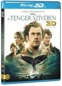 A tenger szívében 2D és 3D Blu-ray