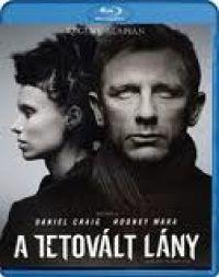 A tetovált lány (2011) Blu-ray