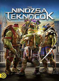 A tini nindzsa teknőcök DVD