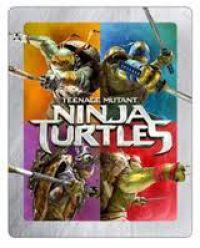 A tini nindzsa teknőcök 2D és 3D Blu-ray