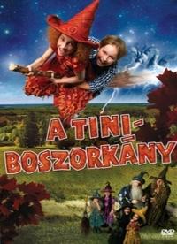 A tiniboszorkány DVD