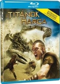 A titánok harca Blu-ray