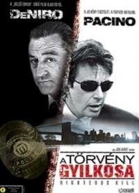 A törvény gyilkosa DVD