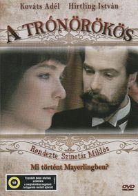 A trónörökös DVD