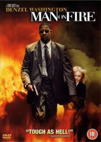 A tűzben edzett férfi Blu-ray