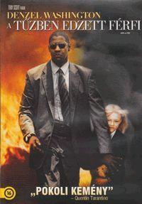A tűzben edzett férfi DVD