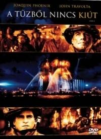A tűzből nincs kiút DVD