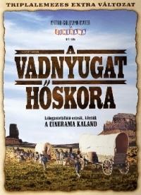 A vadnyugat hőskora (3 DVD) DVD
