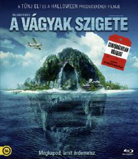 A vágyak szigete Blu-ray