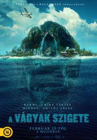 A vágyak szigete (mozi- és cenzúrázatlan változat) *2020* DVD