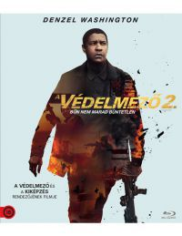 A védelmező 2. Blu-ray