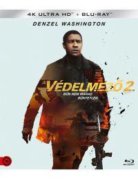 A védelmező 2. (UHD+Blu-ray) Blu-ray