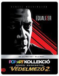 A védelmező 2. (UHD+Blu-ray) - limitált, fémdobozos változat (steelbook) Blu-ray