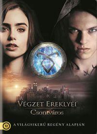 A végzet ereklyéi: Csontváros DVD