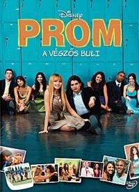 A végzős buli DVD