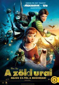 A zöld urai DVD