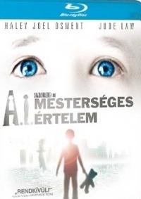 A.I. - Mesterséges értelem Blu-ray