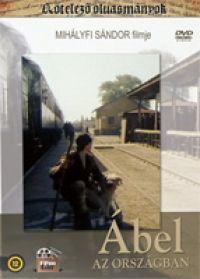 Ábel az országban DVD