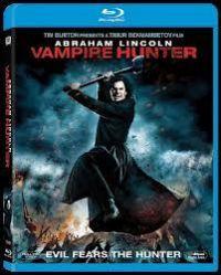 Abraham Lincoln a vámpírvadász Blu-ray
