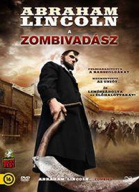 Abraham Lincoln a zombivadász DVD