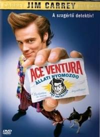 Ace Ventura: Állati Nyomozoo DVD