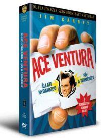 Ace Ventura - Hív a természet DVD