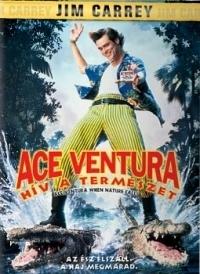 Ace Ventura: Hív a természet DVD