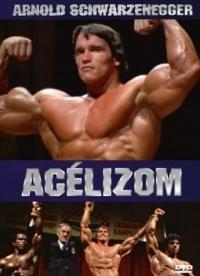 Acélizom - Arnold Schwarzenegger DVD