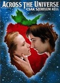 Across the Universe - Csak szerelem kell DVD