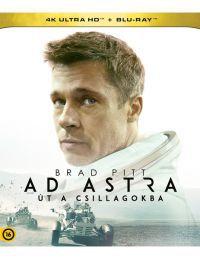 Ad Astra – Út a csillagokba  (4K UHD + Blu-ray) Blu-ray