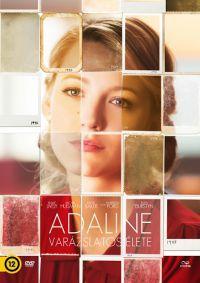 Adaline varázslatos élete DVD