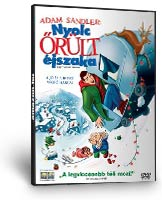 Adam Sandler - Nyolc őrült éjszaka DVD