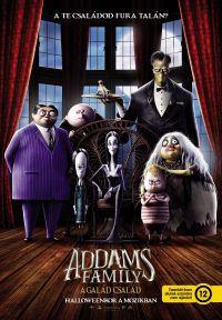 Addams Family - A galád család DVD